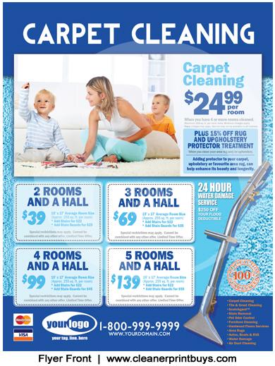 Carpet Cleaning Eddm 8 5 X 11 C0008