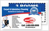 Carpet Cleaning Business Cards # C0006