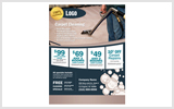 Carpet Cleaning Flyers C0004 8.5 x 11