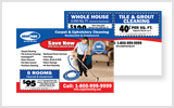 Carpet Cleaning Postcards c0001 4 x 6